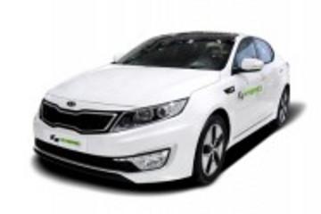 [2013中国年度绿色汽车]起亚K5混动