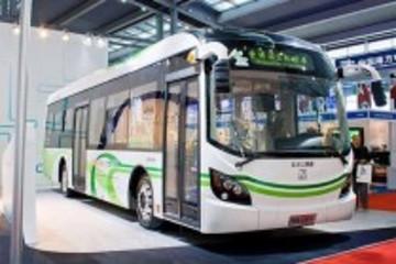 2013中国年度绿色汽车] 申沃SWB6121EV