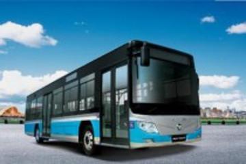 [2014中国年度绿色汽车]北汽福田欧辉BJ6851EVCA快充纯电动客车