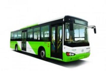 [2013中国年度绿色汽车]海格纯电动客车