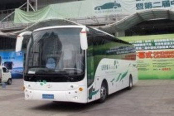 [2013中国年度绿色汽车]沂星SDL6120EVL纯电动客车