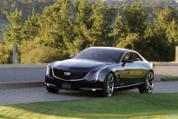 凯迪拉克拟投产大型电动车 规格超过ELR
