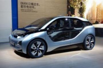 德国检测机构研究证实宝马i3排放低于同级车30%