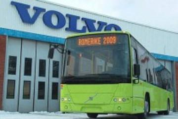 沃尔沃电动巴士改良受电弓提升传导效率