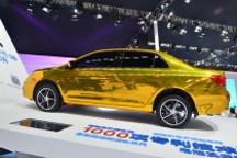 比亚迪秦广州车展现场可预订 预计2014年年初交车