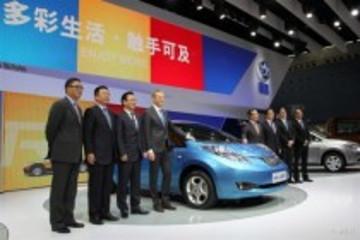 启辰纯电动汽车商业化进程将开启