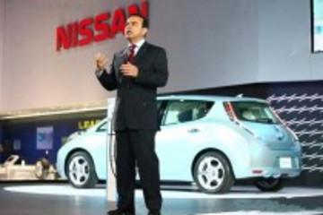 日产CEO戈恩不看好燃料电池动力技术