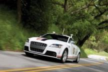 奥迪几年内发布高速公路自动驾驶汽车