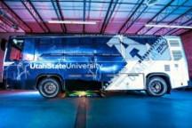 美国瑞士推电动巴士Flash Charging快充技术