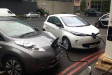 日产聆风和雷诺ZOE成前三季度欧洲电动汽车销量冠亚军