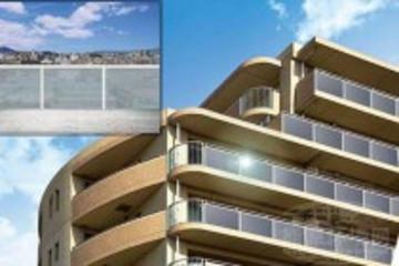"""日本利用透明型太阳能电池使高层建筑变身""""发电站"""""""