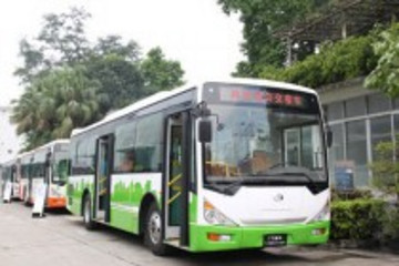 青岛新能源汽车2016年将超2000辆 大半是公交车辆