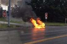 德国调查特斯拉电动车着火事件 称不存在制造商缺陷