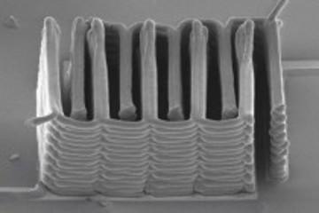 特质墨水让3D打印锂电池成为可能