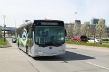 比亚迪电动公交车在慕尼黑开始试运行