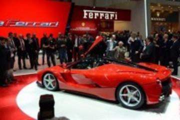 法拉利首款混动车LaFerrari已告售罄 总计499辆
