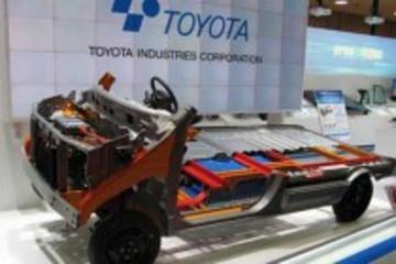 日本利用高张力钢板制作低成本轻量电动车底盘