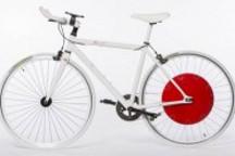 自行车也能用混合动力 充一次电跑48公里
