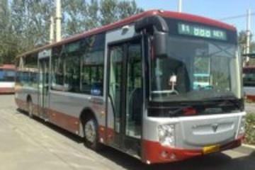 """北京18米""""巨无霸""""纯电动公交车计划试运行"""