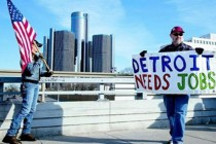 底特律破产解读:美国汽车工会灭了美国汽车工业