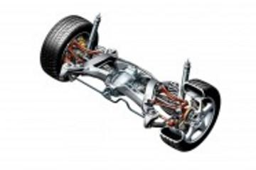美国推出新型扭力梁式悬架 减重25%