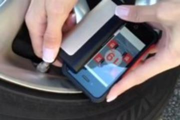 美国推出创新装置帮助司机调节胎压