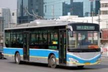 北京增无轨电车线路 三环内公交将零排放