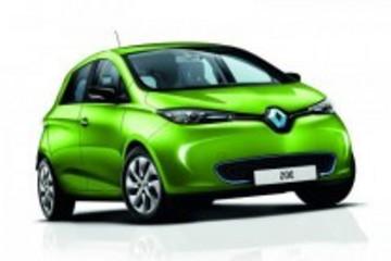 雷诺Zoe电动车测试自动驾驶技术 或2020年投产