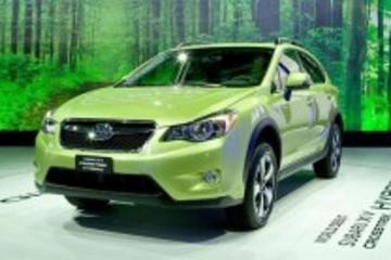 斯巴鲁携丰田开发混动车 5年内量产
