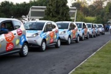 法国Autolib电动车租赁项目注册用户达到4万人