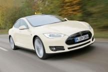 特斯拉Model S明年将在德国充当出租车