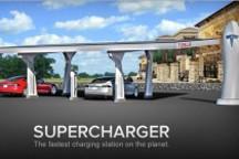 特斯拉在将瑞士建造超级充电站