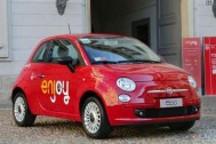 菲亚特将推Enjoy汽车共享服务 抗衡戴姆勒