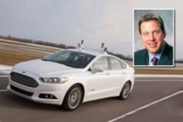 福特推自动驾驶版蒙迪欧 竞争大众/通用