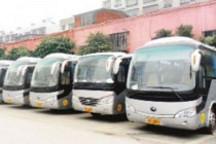 18台新能源客车26日四川广安上线运营