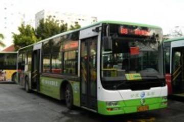 四川广安18台新能源客车年底运营