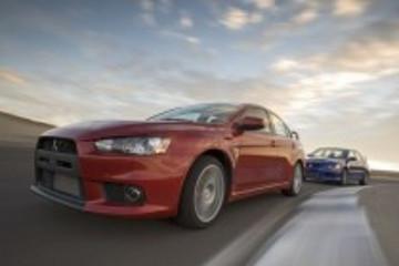 三菱计划复产EVO跑车 与雷诺风朗同平台
