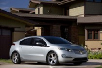 通用将推全新紧凑级电动车 竞争日产聆风