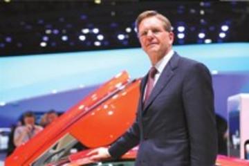 大众中国总裁海兹曼:后年在华生产电动车