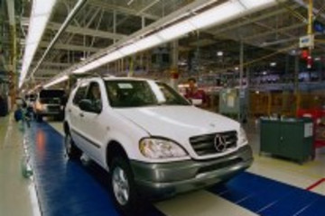 奔驰考虑在北美扩产 或兴建第二座工厂