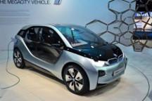 电力十足 宝马i3等四款即将上市纯电动车型盘点