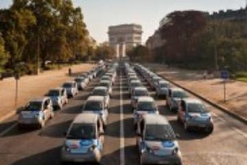 法国Autolib电动车租赁项目将扩展至亚洲