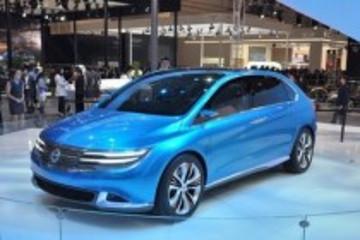 比戴腾势电动车现身新车目录 明年或上市销售