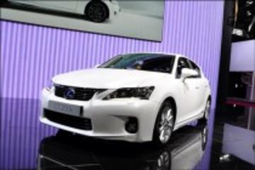 混动车型已占雷克萨斯在华总销量30%