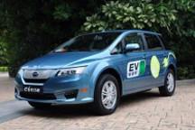 比亚迪电动汽车E6直降16万 北京现车供应