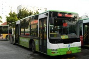邢台400辆天然气公交车投入使用