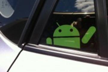 对抗iOS in the Car  谷歌打造安卓汽车联盟