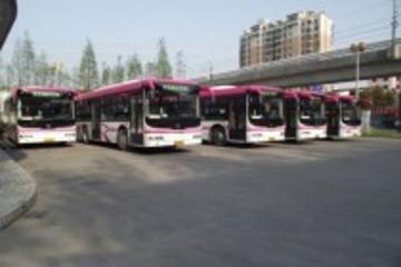 全球首条空气动力节能公交车示范线终审会在沪举行