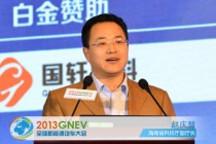 赵庆慧:海南新能源汽车市场需求巨大