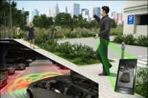 法雷奥推出自动泊车技术Valet Parking